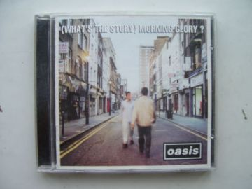 Oasis (What's the Story) Morning Glory CD